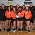 Girls Junior Varsity Volleyball beats Sebring McKinley 2 – 0