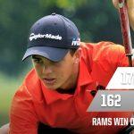 Boys Varsity Golf beats Crestview 162 – 172