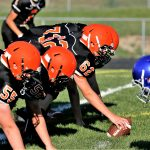 Boys Middle School Football falls to David Anderson 14 – 6