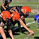 Boys Middle School Football beats Jackson-Milton Local 21 – 16