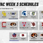 Week 3 of the MVAC