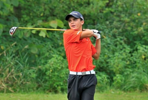 Boys Varsity Golf finishes 3rd place at MVAC Championship, Sylak takes 2nd Overall