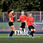 Boys Varsity Soccer falls to Southeast 4 – 0
