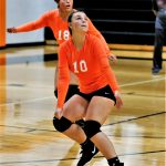 Girls Junior Varsity Volleyball beats Columbiana 2 – 0