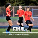 Boys Varsity Soccer falls to Labrae 4 – 2