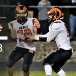 Boys Varsity Football falls to Springfield Local 58 – 13