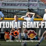 Soccer Travels to Southeast for OHSAA Tournament