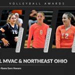 Lady Rams Earn All MVAC & Northeast Ohio Awards