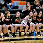 Girls Junior Varsity Basketball falls to Waterloo 21 – 9