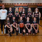Girls 7th Grade Basketball beats Western Reserve 34 – 8