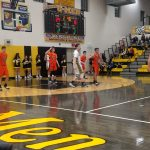 Boys Junior Varsity Basketball falls to James A Garfield 42 – 37