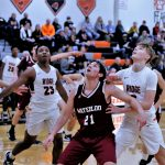 Boys Junior Varsity Basketball falls to Waterloo 48 – 44