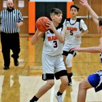 Boys 7th Grade Basketball beats Lowellville Local 31 – 16