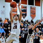 Boys Junior Varsity Basketball falls to Springfield Local 58 – 36