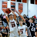 Boys Junior Varsity Basketball beats Rittman 60 – 42