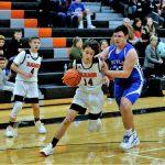 Boys 8th Grade Basketball beats Waterloo 36 – 28