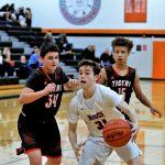 Boys Freshman Basketball beats Springfield Local 43 – 38
