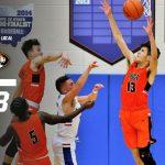 Boys Varsity Basketball falls to Springfield Local 53 – 51