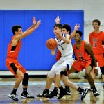 Boys Junior Varsity Basketball beats Jackson-Milton Local 59 – 56