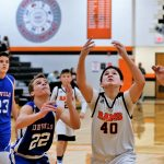 Boys 7th Grade Basketball falls to Springfield-Local 48 – 23