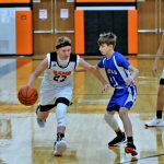 Boys 8th Grade Basketball falls to Springfield Local 51 – 28