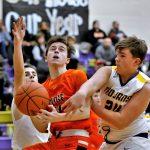 Boys Junior Varsity Basketball beats Sebring McKinley 50 – 33