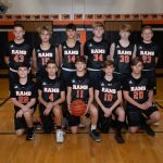 Boys 8th Grade Basketball beats Jackson-Milton Local 38 – 36