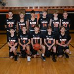 Boys 8th Grade Basketball falls to Lowellville Local 45 – 36