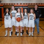 Girls 8th Grade Basketball falls to Jackson-Milton Local 29 – 11