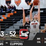 Lady Rams Upsets Columbiana 53 – 52