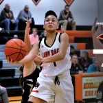 Girls Varsity Basketball falls to Jackson-Milton Local 42 – 41