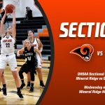 Lady Rams Host Grand Valley Wednesday in Sectionals