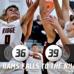 Boys Junior Varsity Basketball falls to Niles Mckinley 39 – 36