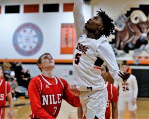 2-18-20 vs Niles McKinley