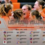 Lady Rams 2020 Volleyball Schedule