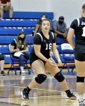 Girls Junior Varsity Volleyball beats Sebring McKinley 2 – 1