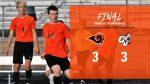 Boys Varsity Soccer ties Grand Valley 3 – 3