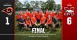 Boys Varsity Soccer falls to Mathews 6 – 1