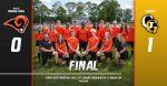 Boys Varsity Soccer falls to James A Garfield 1 – 0