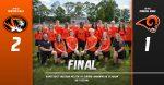 Boys Varsity Soccer falls to Newton Falls 2 – 1