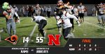 Boys Varsity Football falls to Norwayne 55 – 14