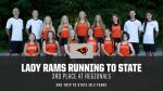 Lady Rams Run to the State Finals