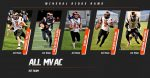 Rams Earning MVAC Honors