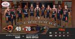 Boys Varsity Basketball falls to Mcdonald 76 – 49