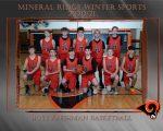 Boys Freshman Basketball beats Jackson-Milton Local 54 – 41