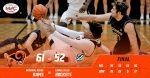 Boys Varsity Basketball beats Lowellville Local 61 – 52