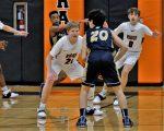 Boys Junior Varsity Basketball beats Jackson-Milton 60 – 49