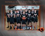 Boys 8th Grade Basketball beats Lowellville Local 27 – 26