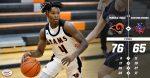 Boys Varsity Basketball beats Western Reserve 76 – 65