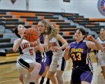 Girls 8th Grade Basketball falls to John F Kennedy 21 – 16